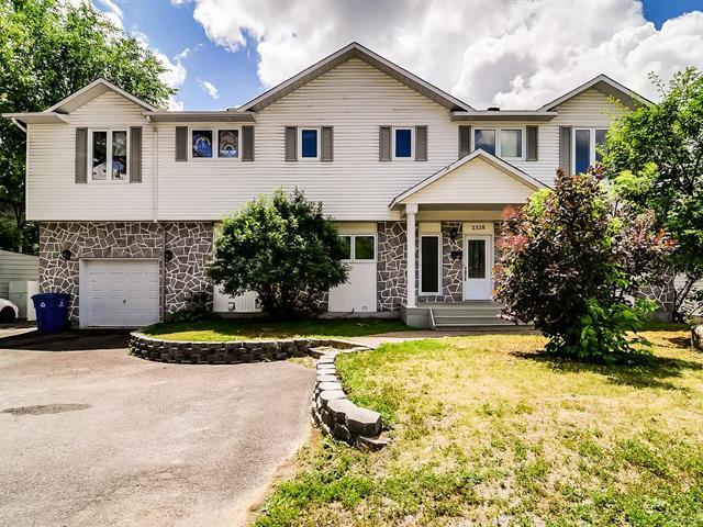 Quadruplex à vendre à Gatineau (Gatineau), Outaouais, 2528, Rue  Saint-Louis, 14459995 - Centris.ca