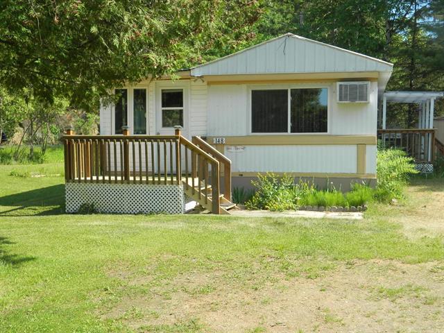 Maison mobile à vendre à Val-des-Bois, Outaouais, 148, Chemin du Lac-Vert, 9550911 - Centris.ca