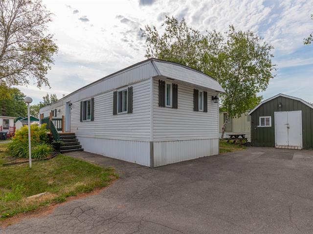 Maison mobile à vendre à Saint-Mathieu, Montérégie, 8, 3e Rue Ouest, 27820440 - Centris.ca