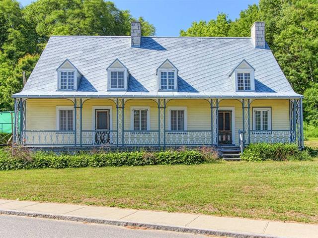 Maison à vendre à Portneuf, Capitale-Nationale, 100, 1re Avenue, 20414454 - Centris.ca