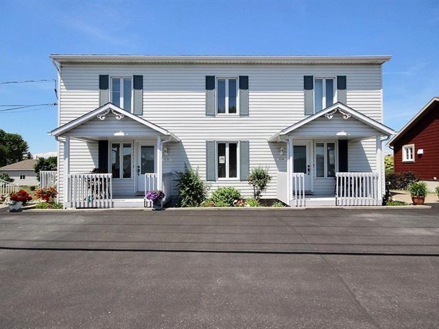 Duplex for sale in Lévis (Desjardins), Chaudière-Appalaches, 7345Z - 7349Z, Chemin des Forts, 23759512 - Centris.ca