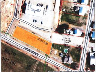 Lot for sale in Saint-Paulin, Mauricie, Rue  Brodeur, 17919785 - Centris.ca