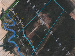 Land for sale in Sainte-Anne-de-la-Pérade, Mauricie, Route à Caïf, 17728047 - Centris.ca