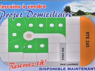 Terrain à vendre à Saint-Félix-de-Kingsey, Centre-du-Québec, 3, Rue  Houle, 22532630 - Centris.ca