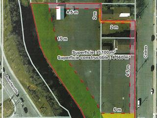 Terrain à vendre à Drummondville, Centre-du-Québec, 700, boulevard  Saint-Joseph, 23435822 - Centris.ca