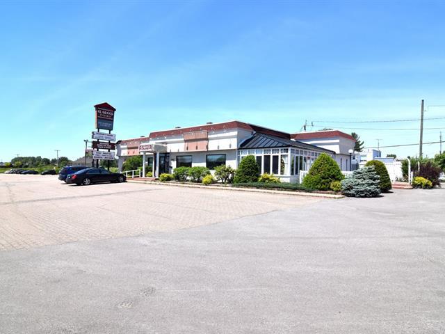 Bâtisse commerciale à vendre à Louiseville, Mauricie, 730, boulevard  Saint-Laurent Ouest, 16599997 - Centris.ca