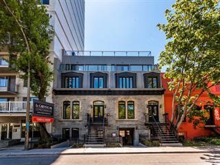 Condo / Appartement à louer à Montréal (Ville-Marie), Montréal (Île), 1200, Rue du Fort, app. PH2, 24102004 - Centris.ca