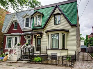 House for sale in Montréal (Le Sud-Ouest), Montréal (Island), 2403, Rue  Rushbrooke, 21018176 - Centris.ca