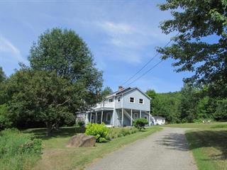Maison à vendre à Hatley - Canton, Estrie, 4593A - 4595, Chemin de Capelton, 23571076 - Centris.ca
