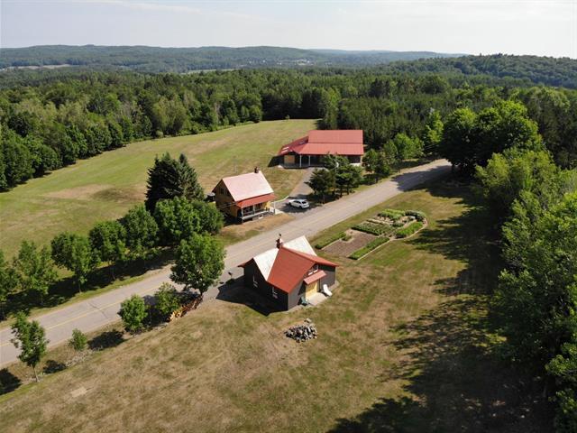 Hobby farm for sale in Saint-Édouard-de-Maskinongé, Mauricie, 3570, Chemin du Ruisseau-Plat, 26266459 - Centris.ca