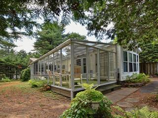 Maison mobile à vendre à Rawdon, Lanaudière, 4501, Rue  Paré, 23859414 - Centris.ca