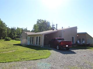 Maison à vendre à Duparquet, Abitibi-Témiscamingue, 184 - 186, Chemin  Baril, 10509427 - Centris.ca