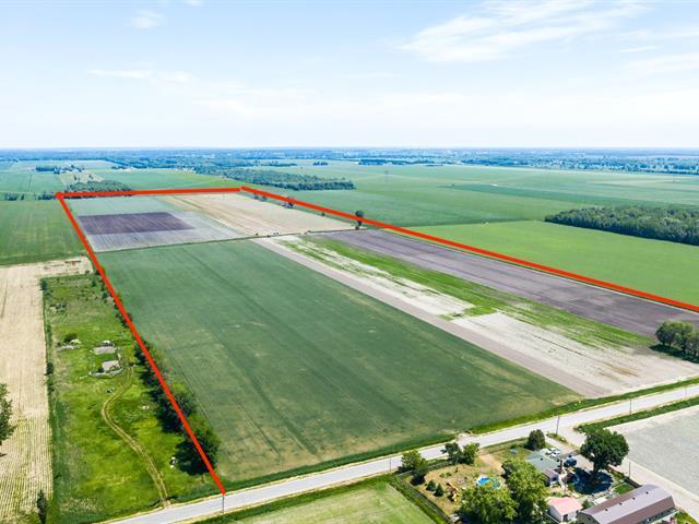 Terre à vendre à Saint-Clet, Montérégie, Chemin  Saint-Emmanuel, 13781045 - Centris.ca