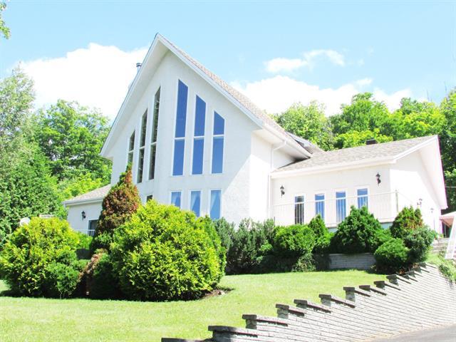 Maison à vendre à Estérel, Laurentides, 91, Chemin  Dupuis, 17994507 - Centris.ca