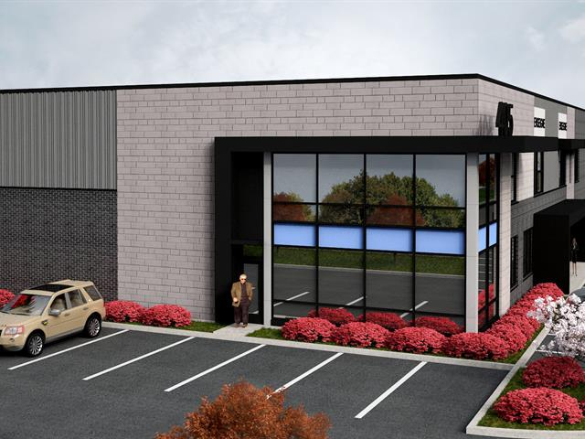 Local industriel à vendre à Blainville, Laurentides, 405, Rue  Omer-DeSerres, local 103, 21653117 - Centris.ca