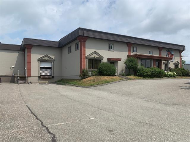 Bâtisse industrielle à vendre à Sherbrooke (Les Nations), Estrie, 4365, Rue  Robitaille, 10643688 - Centris.ca