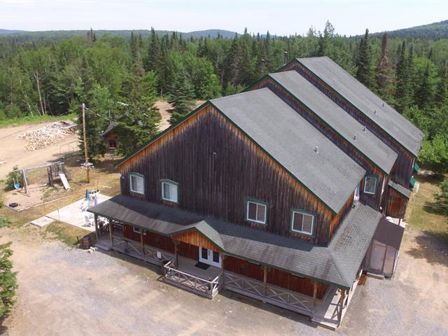 Bâtisse commerciale à vendre à Saint-Donat (Lanaudière), Lanaudière, 516, Chemin  Saint-Guillaume, 18642151 - Centris.ca