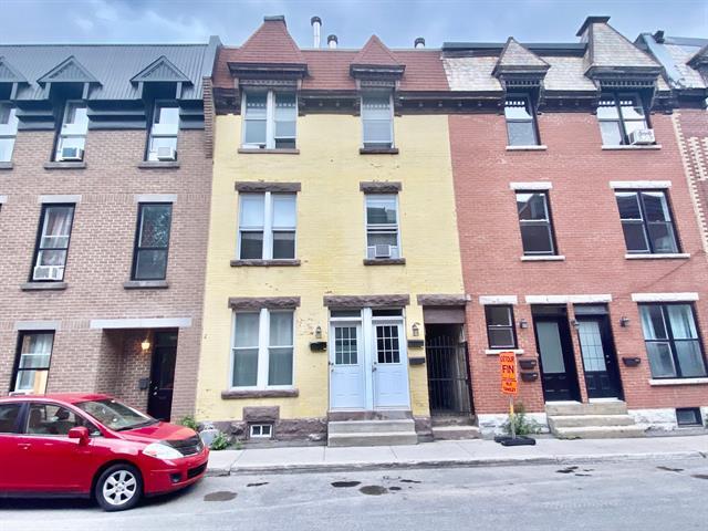 Triplex à vendre à Montréal (Ville-Marie), Montréal (Île), 1263 - 1267, Rue  Dorion, 17249503 - Centris.ca