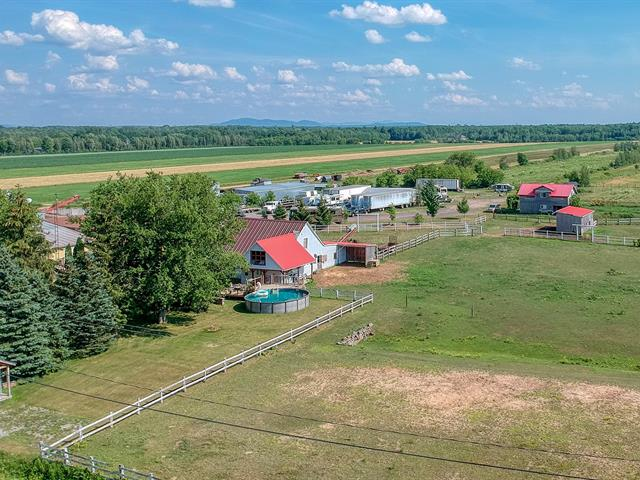 Hobby farm for sale in Granby, Montérégie, 1607, 10e Rang Ouest, 20706935 - Centris.ca