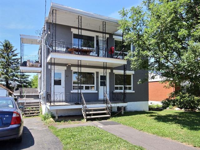 Triplex à vendre à Princeville, Centre-du-Québec, 68 - 72, Rue  Saint-Henri, 16035054 - Centris.ca
