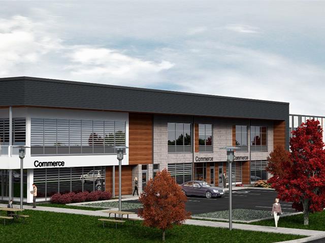 Local industriel à vendre à Blainville, Laurentides, 1509, boulevard  Michèle-Bohec, local 104, 13124735 - Centris.ca