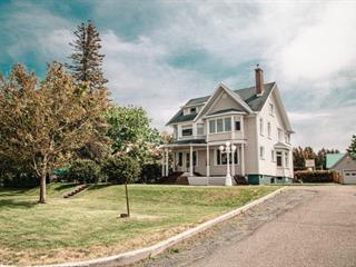 Maison à vendre à Cap-Chat, Gaspésie/Îles-de-la-Madeleine, 43, Rue  Notre-Dame, 28861500 - Centris.ca