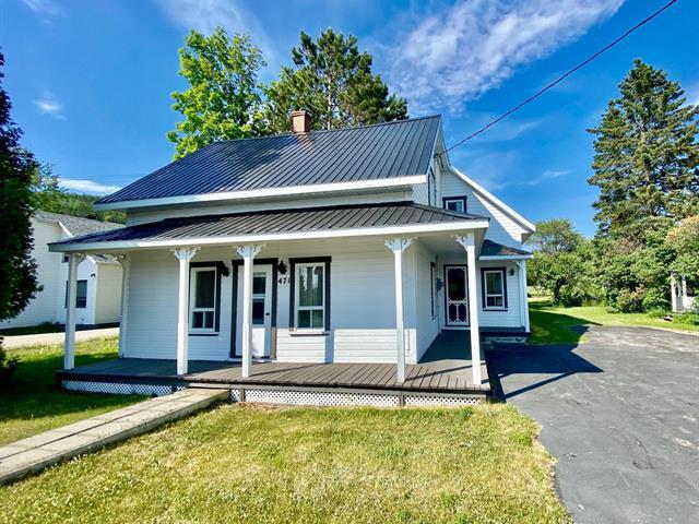 House for sale in Sainte-Angèle-de-Mérici, Bas-Saint-Laurent, 471, Avenue  Bernard-Lévesque, 10425787 - Centris.ca