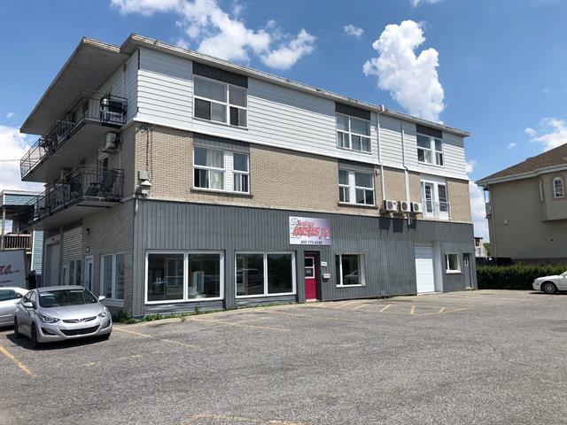 Local commercial à louer à Saint-Hyacinthe, Montérégie, 545, Rue  Lemire, 9070260 - Centris.ca