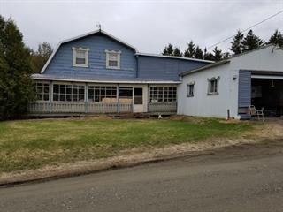 Fermette à vendre à Thetford Mines, Chaudière-Appalaches, 381, Chemin de la Colline Est, 9958603 - Centris.ca