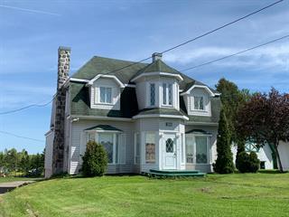 Maison à vendre à Saint-Alexis-de-Matapédia, Gaspésie/Îles-de-la-Madeleine, 166, Rue  Principale, 13951107 - Centris.ca