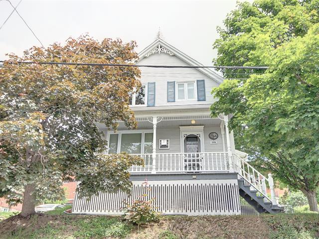 Duplex à vendre à Sherbrooke (Fleurimont), Estrie, 366 - 368, Rue  Kennedy Sud, 19544424 - Centris.ca