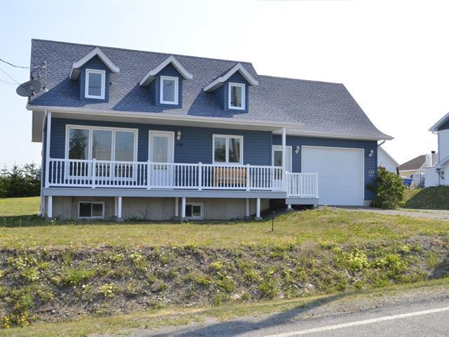 Maison à vendre à Saint-Valérien, Bas-Saint-Laurent, 132Z, Route  Centrale, 27812014 - Centris.ca
