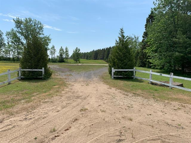 Lot for sale in La Malbaie, Capitale-Nationale, 100, Rang  Sainte-Mathilde Ouest, 17762857 - Centris.ca