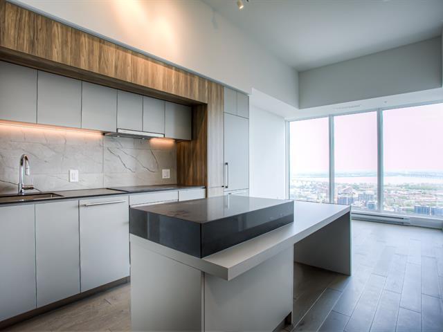 Condo / Apartment for rent in Montréal (Ville-Marie), Montréal (Island), 1188, Rue  Saint-Antoine Ouest, apt. 5103, 17001350 - Centris.ca