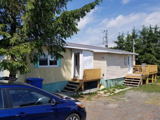 Mobile home for sale in Sayabec, Bas-Saint-Laurent, 11, Rue du Parc, 19940477 - Centris.ca