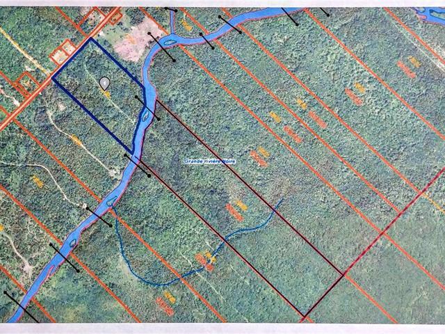 Terre à vendre à Sainte-Félicité (Chaudière-Appalaches), Chaudière-Appalaches, Rang  Saint-Camille, 24553146 - Centris.ca