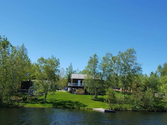 House for sale in Chibougamau, Nord-du-Québec, 21, Chemin de la Baie-Queylus, 10028527 - Centris.ca