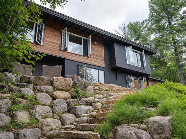 Maison à vendre à Sainte-Adèle, Laurentides, 2395, Chemin  Pierre-Péladeau, 19561367 - Centris.ca