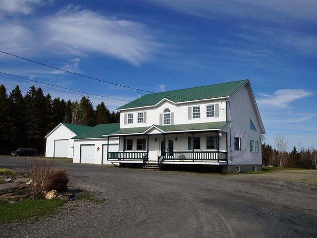 House for sale in Chartierville, Estrie, 55, Rue  Saint-Jean-Baptiste, 20728805 - Centris.ca