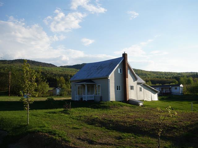 House for sale in Chartierville, Estrie, 152, Route  Saint-Hyacinthe, 18188284 - Centris.ca