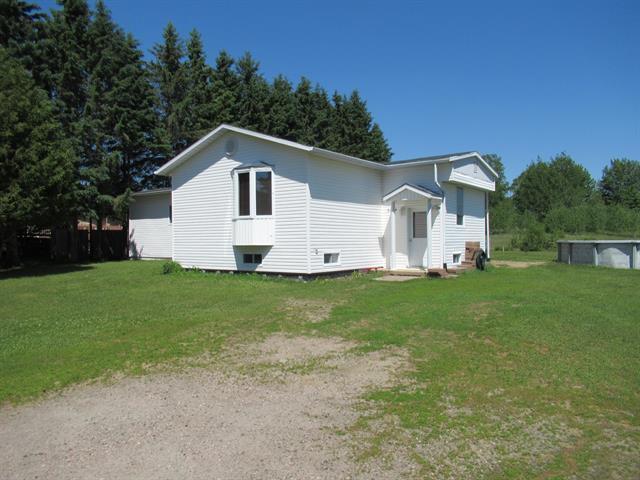 Maison mobile à vendre à Mont-Laurier, Laurentides, 2024, Chemin de l'Église Sud, 12797223 - Centris.ca