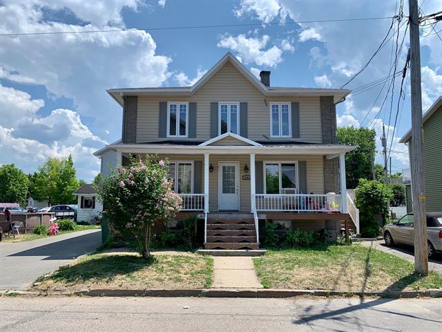 Duplex à vendre à Montmagny, Chaudière-Appalaches, 249 - 251, Avenue  Louise, 25524576 - Centris.ca