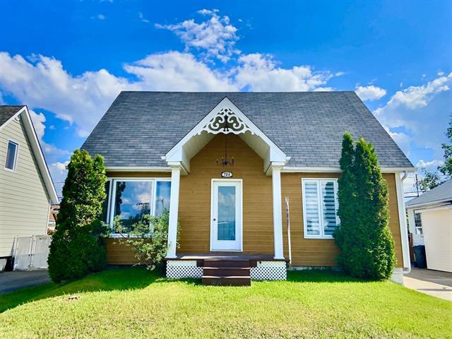 House for sale in Chibougamau, Nord-du-Québec, 724, 3e Rue, 26645471 - Centris.ca