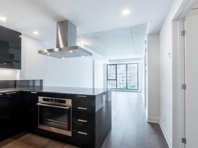 Condo / Apartment for rent in Montréal (Ville-Marie), Montréal (Island), 700, Rue  Saint-Paul Ouest, apt. 523, 26151239 - Centris.ca