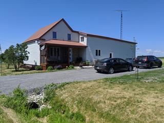 Hobby farm for sale in Sainte-Hélène-de-Bagot, Montérégie, 189, 2e Rang, 14836455 - Centris.ca