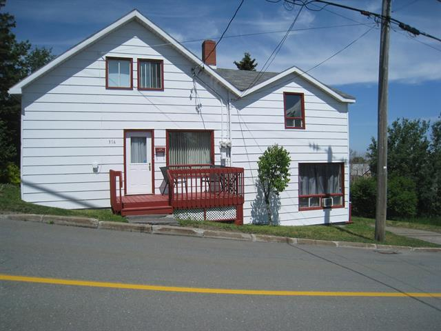 Duplex for sale in Matane, Bas-Saint-Laurent, 314 - 316, Rue  Saint-Jean, 14837949 - Centris.ca