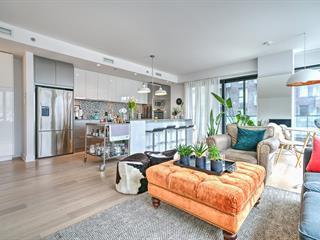 Condo / Appartement à louer à Montréal (Le Sud-Ouest), Montréal (Île), 1500, Rue des Bassins, app. 323, 24047543 - Centris.ca