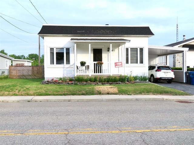 Maison à vendre à Saint-Édouard-de-Maskinongé, Mauricie, 3611, Rue  Notre-Dame, 12284691 - Centris.ca