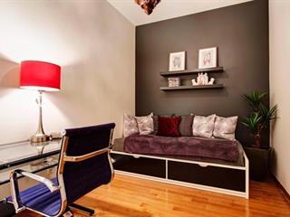 Condo / Appartement à louer à Montréal (Ville-Marie), Montréal (Île), 1449, Rue  Saint-Alexandre, app. 610, 28823795 - Centris.ca