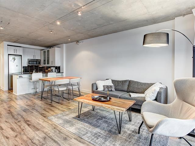 Condo / Appartement à louer à Montréal (Le Sud-Ouest), Montréal (Île), 950, Rue  Notre-Dame Ouest, app. 733, 27341960 - Centris.ca